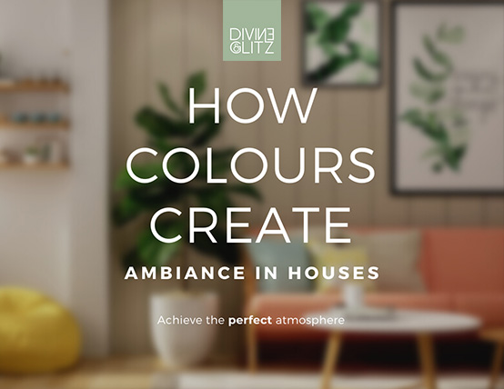 How colours create ambiance in houses