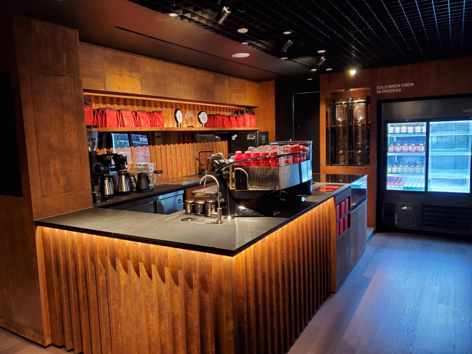 Tanamera Coffee & Roastery Singapore